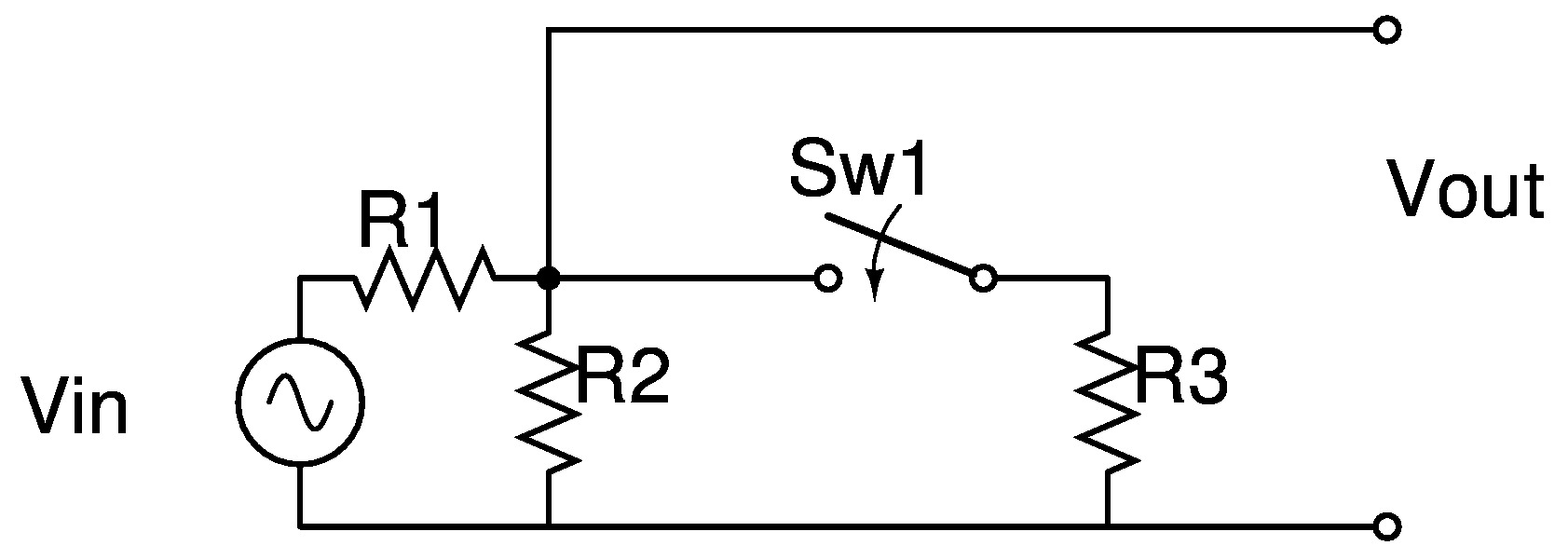 Basic Electronic Exercises Teach Me To Make Figure 1 A Parallel Circuit Left And Its Corresponding Diagram Exercise 30 34