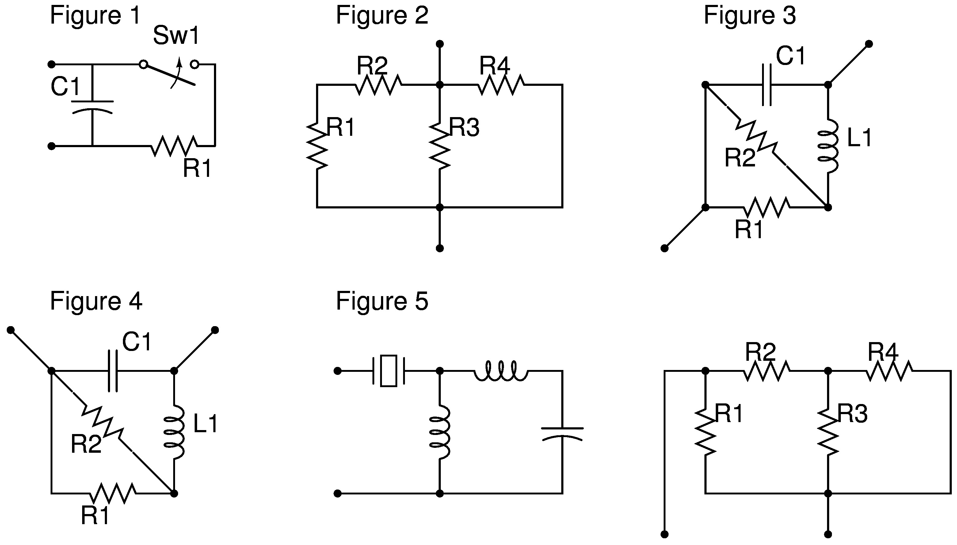Basic Electronic Exercises Teach Me To Make Voltage Divider Ac Circuit Exercise 4