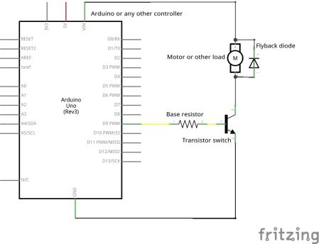 BJTTransistorSwitch_schem