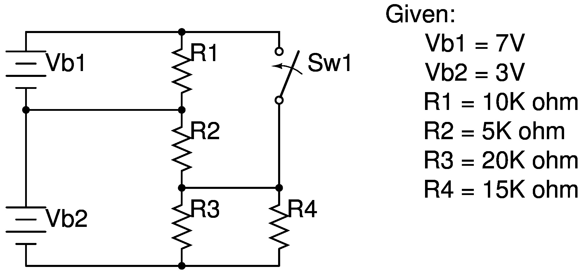 Basic Electronic Exercises Teach Me To Make 9v Negative Power Supply Units Projects Circuits Exercise 20